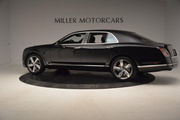 Used 2017 Bentley Mulsanne Speed for sale Sold at Alfa Romeo of Westport in Westport CT 06880 4