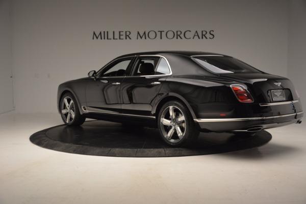 Used 2017 Bentley Mulsanne Speed for sale Sold at Alfa Romeo of Westport in Westport CT 06880 5