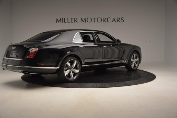 Used 2017 Bentley Mulsanne Speed for sale Sold at Alfa Romeo of Westport in Westport CT 06880 8