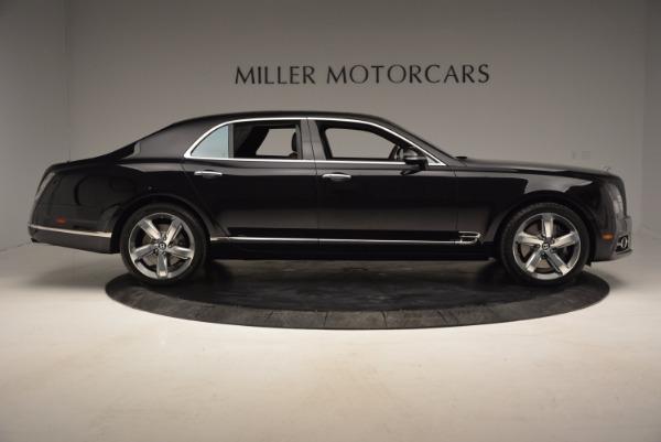 Used 2017 Bentley Mulsanne Speed for sale Sold at Alfa Romeo of Westport in Westport CT 06880 9