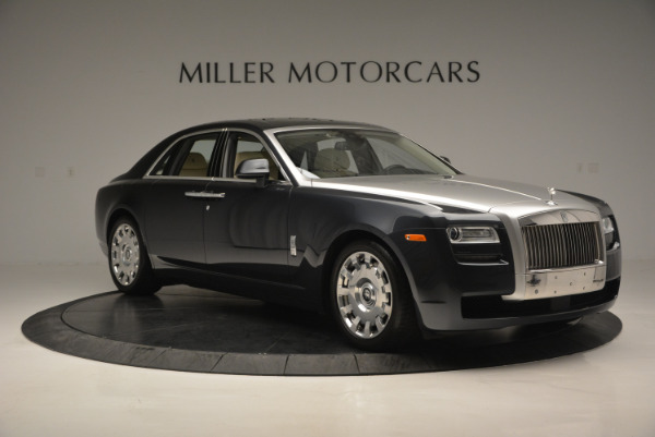 Used 2013 Rolls-Royce Ghost for sale Sold at Alfa Romeo of Westport in Westport CT 06880 12