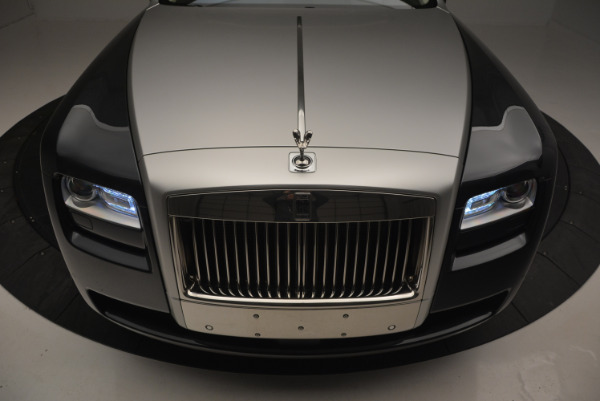 Used 2013 Rolls-Royce Ghost for sale Sold at Alfa Romeo of Westport in Westport CT 06880 15