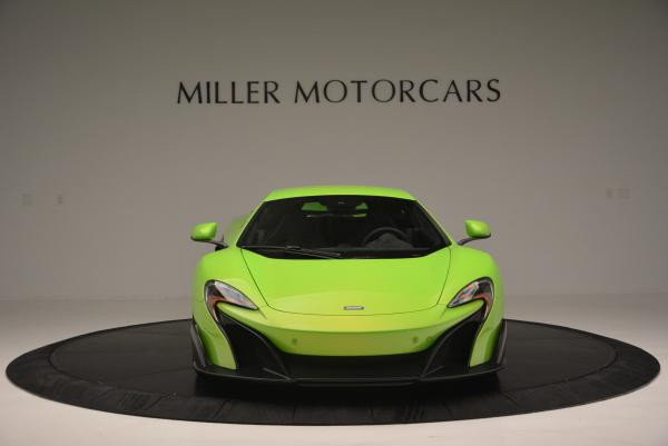 Used 2016 McLaren 675LT for sale Sold at Alfa Romeo of Westport in Westport CT 06880 12