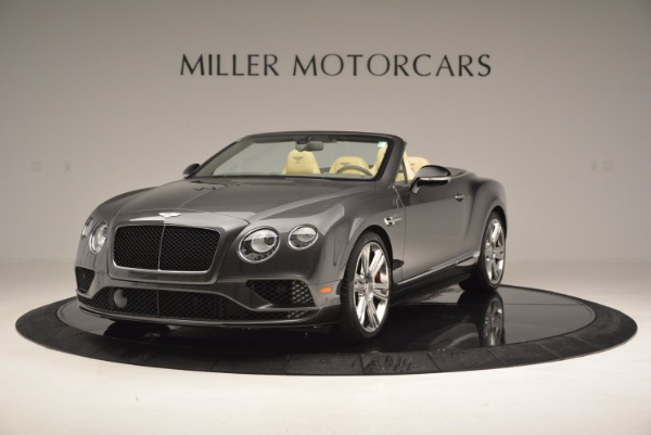 Used 2017 Bentley Continental GT V8 S for sale Sold at Alfa Romeo of Westport in Westport CT 06880 1