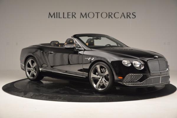 Used 2016 Bentley Continental GT Speed Convertible for sale Sold at Alfa Romeo of Westport in Westport CT 06880 11