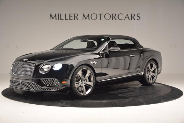 Used 2016 Bentley Continental GT Speed Convertible for sale Sold at Alfa Romeo of Westport in Westport CT 06880 14