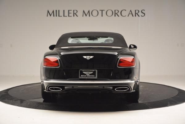 Used 2016 Bentley Continental GT Speed Convertible for sale Sold at Alfa Romeo of Westport in Westport CT 06880 17