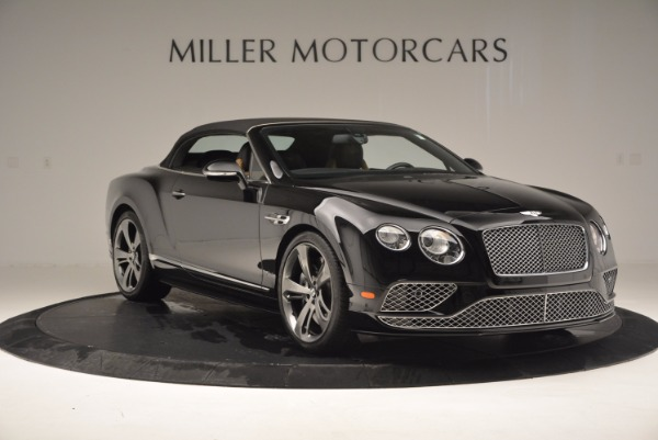 Used 2016 Bentley Continental GT Speed Convertible for sale Sold at Alfa Romeo of Westport in Westport CT 06880 20