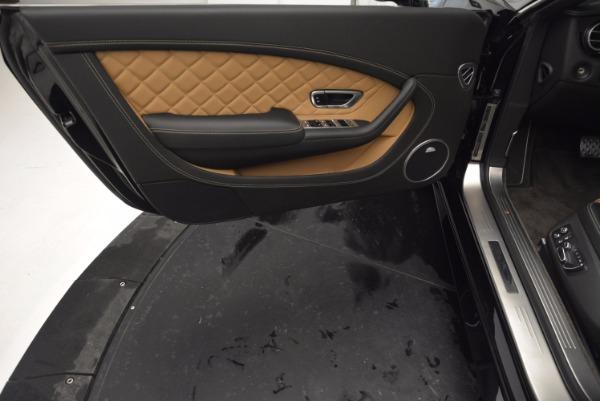 Used 2016 Bentley Continental GT Speed Convertible for sale Sold at Alfa Romeo of Westport in Westport CT 06880 27