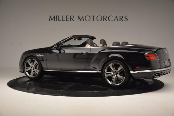 Used 2016 Bentley Continental GT Speed Convertible for sale Sold at Alfa Romeo of Westport in Westport CT 06880 4