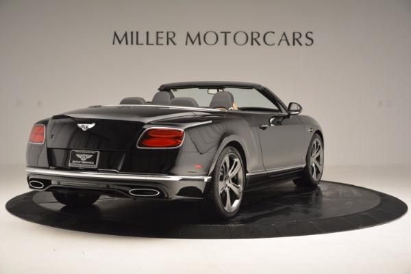 Used 2016 Bentley Continental GT Speed Convertible for sale Sold at Alfa Romeo of Westport in Westport CT 06880 7