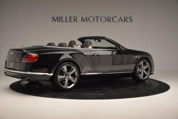 Used 2016 Bentley Continental GT Speed Convertible for sale Sold at Alfa Romeo of Westport in Westport CT 06880 8