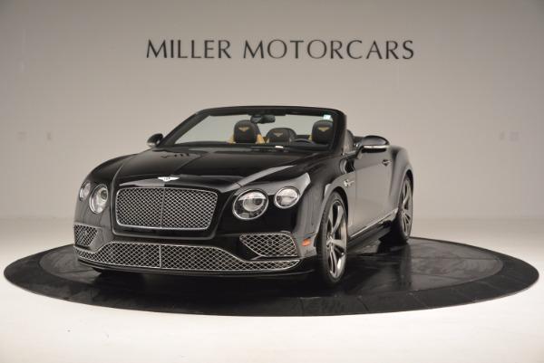 Used 2016 Bentley Continental GT Speed Convertible for sale Sold at Alfa Romeo of Westport in Westport CT 06880 1