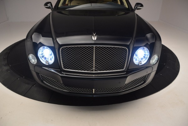 Used 2016 Bentley Mulsanne for sale Sold at Alfa Romeo of Westport in Westport CT 06880 12