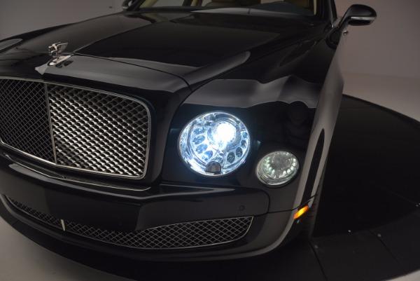 Used 2016 Bentley Mulsanne for sale Sold at Alfa Romeo of Westport in Westport CT 06880 13