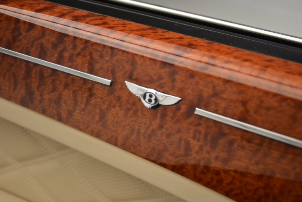 Used 2016 Bentley Mulsanne for sale Sold at Alfa Romeo of Westport in Westport CT 06880 17