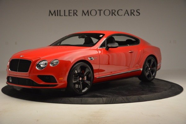 Used 2016 Bentley Continental GT V8 S for sale $134,900 at Alfa Romeo of Westport in Westport CT 06880 2