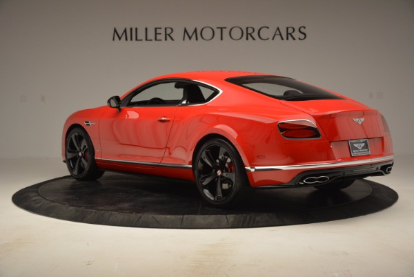 Used 2016 Bentley Continental GT V8 S for sale $134,900 at Alfa Romeo of Westport in Westport CT 06880 5