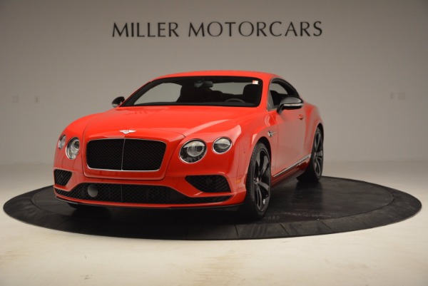 Used 2016 Bentley Continental GT V8 S for sale $134,900 at Alfa Romeo of Westport in Westport CT 06880 1