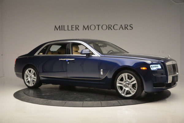 Used 2016 Rolls-Royce Ghost EWB for sale Sold at Alfa Romeo of Westport in Westport CT 06880 10