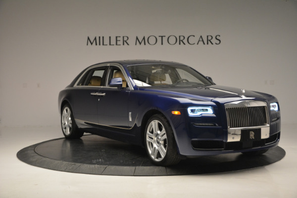 Used 2016 Rolls-Royce Ghost EWB for sale Sold at Alfa Romeo of Westport in Westport CT 06880 11