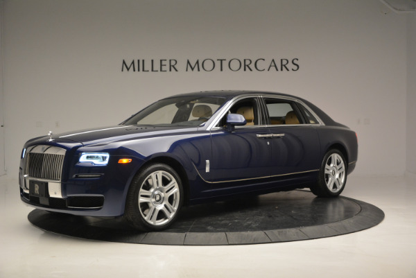 Used 2016 Rolls-Royce Ghost EWB for sale Sold at Alfa Romeo of Westport in Westport CT 06880 2