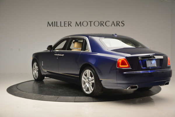 Used 2016 Rolls-Royce Ghost EWB for sale Sold at Alfa Romeo of Westport in Westport CT 06880 5