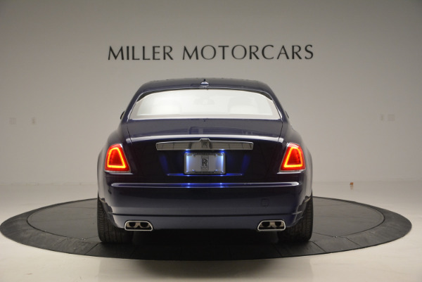 Used 2016 Rolls-Royce Ghost EWB for sale Sold at Alfa Romeo of Westport in Westport CT 06880 6