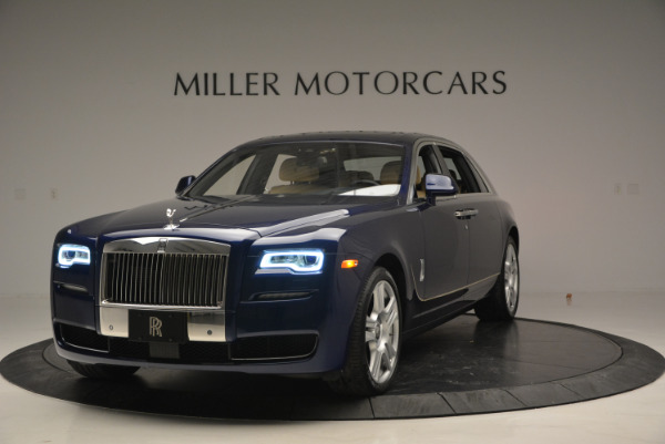 Used 2016 Rolls-Royce Ghost EWB for sale Sold at Alfa Romeo of Westport in Westport CT 06880 1