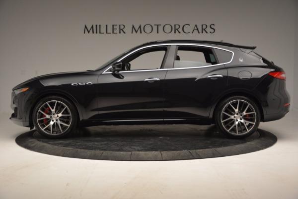 New 2017 Maserati Levante S for sale Sold at Alfa Romeo of Westport in Westport CT 06880 3