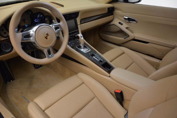 Used 2014 Porsche 911 Carrera for sale Sold at Alfa Romeo of Westport in Westport CT 06880 13