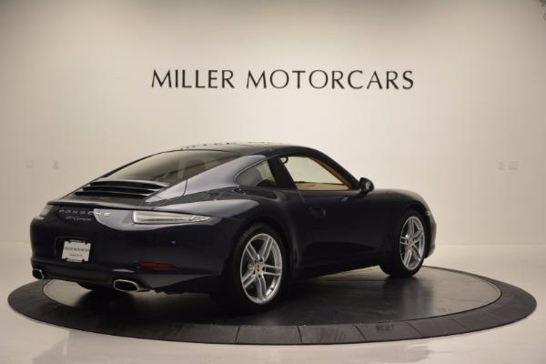 Used 2014 Porsche 911 Carrera for sale Sold at Alfa Romeo of Westport in Westport CT 06880 7