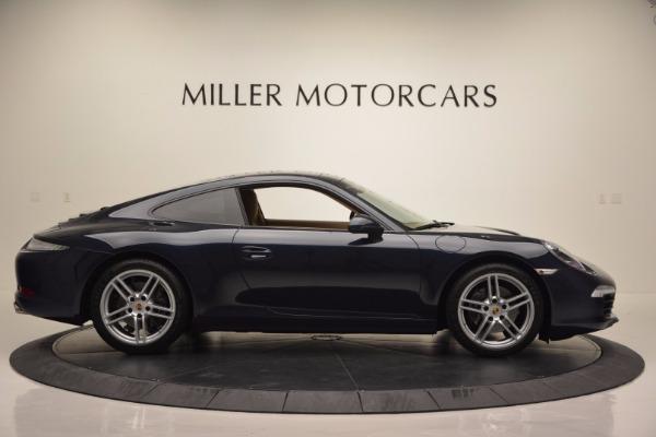 Used 2014 Porsche 911 Carrera for sale Sold at Alfa Romeo of Westport in Westport CT 06880 9
