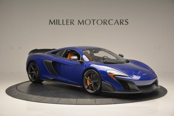 Used 2016 McLaren 675LT Coupe for sale Sold at Alfa Romeo of Westport in Westport CT 06880 10