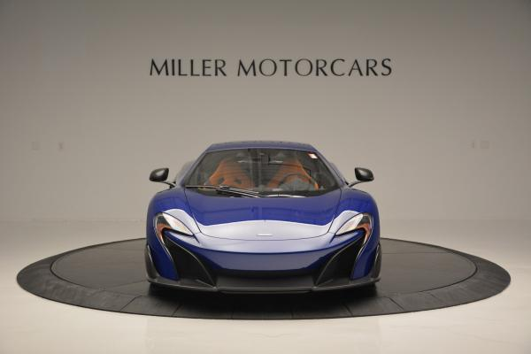 Used 2016 McLaren 675LT Coupe for sale Sold at Alfa Romeo of Westport in Westport CT 06880 12