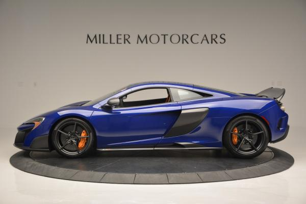Used 2016 McLaren 675LT Coupe for sale Sold at Alfa Romeo of Westport in Westport CT 06880 3