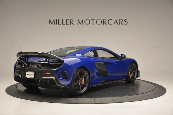 Used 2016 McLaren 675LT Coupe for sale Sold at Alfa Romeo of Westport in Westport CT 06880 7