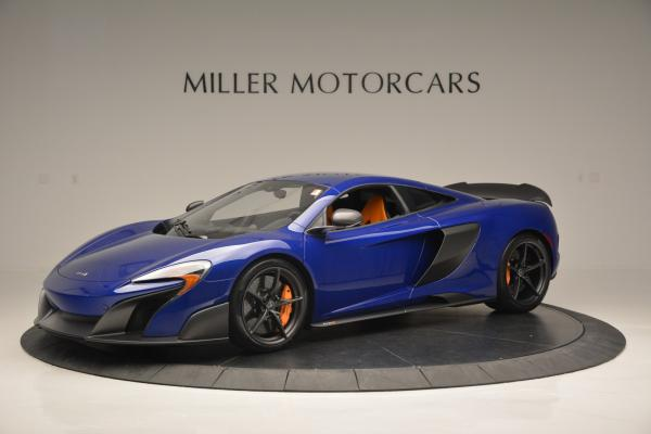 Used 2016 McLaren 675LT Coupe for sale Sold at Alfa Romeo of Westport in Westport CT 06880 1