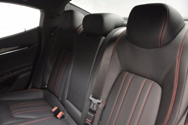 New 2017 Maserati Ghibli for sale Sold at Alfa Romeo of Westport in Westport CT 06880 18