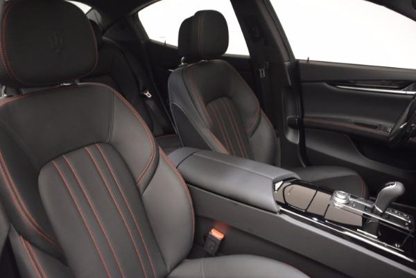 New 2017 Maserati Ghibli for sale Sold at Alfa Romeo of Westport in Westport CT 06880 21