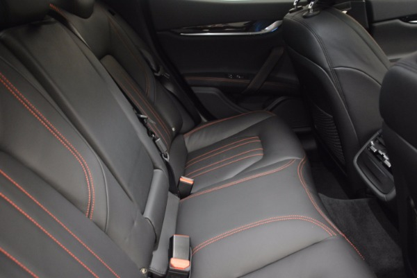 New 2017 Maserati Ghibli for sale Sold at Alfa Romeo of Westport in Westport CT 06880 23