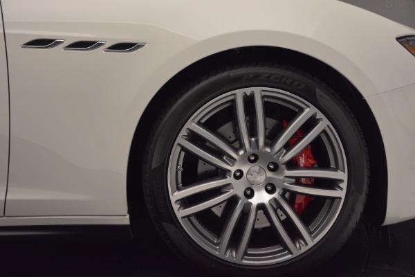 New 2017 Maserati Ghibli for sale Sold at Alfa Romeo of Westport in Westport CT 06880 25