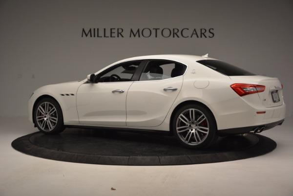 New 2017 Maserati Ghibli for sale Sold at Alfa Romeo of Westport in Westport CT 06880 4