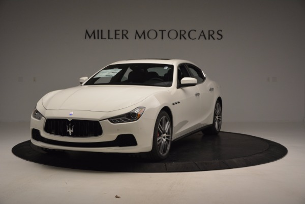 New 2017 Maserati Ghibli for sale Sold at Alfa Romeo of Westport in Westport CT 06880 1
