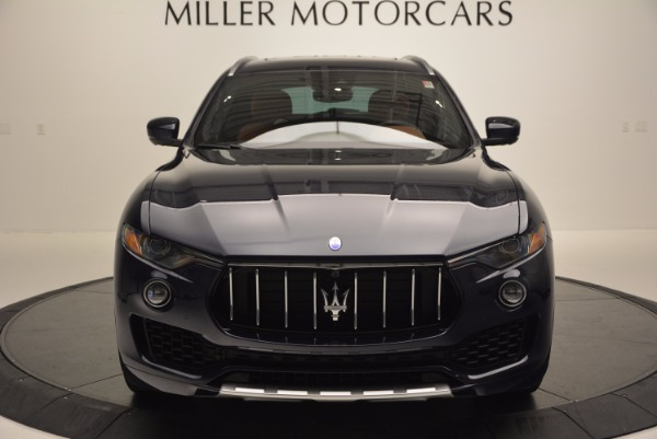 Used 2017 Maserati Levante S for sale Sold at Alfa Romeo of Westport in Westport CT 06880 14