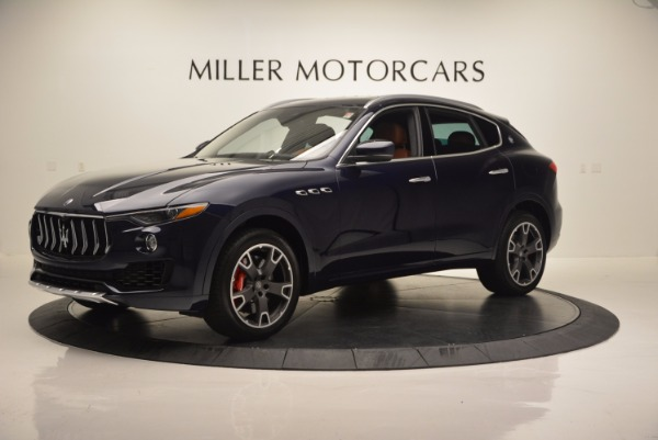 Used 2017 Maserati Levante S for sale Sold at Alfa Romeo of Westport in Westport CT 06880 2