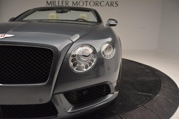 Used 2014 Bentley Continental GT V8 for sale Sold at Alfa Romeo of Westport in Westport CT 06880 27