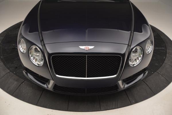 Used 2014 Bentley Continental GT V8 for sale Sold at Alfa Romeo of Westport in Westport CT 06880 25
