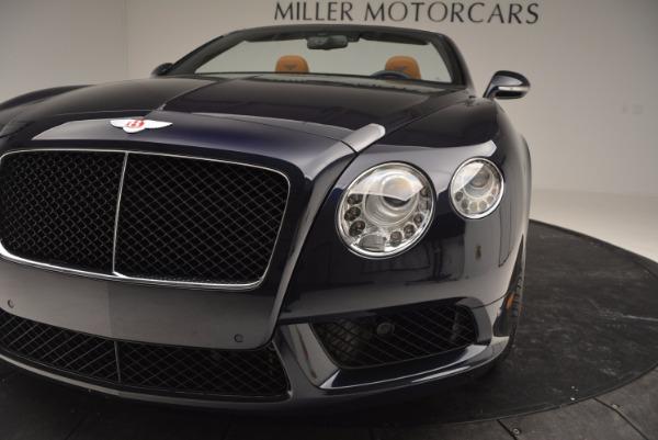 Used 2014 Bentley Continental GT V8 for sale Sold at Alfa Romeo of Westport in Westport CT 06880 26