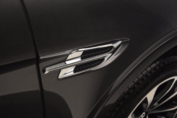 New 2017 Bentley Bentayga for sale Sold at Alfa Romeo of Westport in Westport CT 06880 20